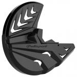 Защита переднего тормозного диска Polisport GasGas EC '09->/XC '17-> черная, 8155600001