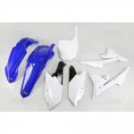 Пластик комплект UFO YZ 250F 14-18, YZ 450F 14-17, оригинальный цвет, YAKIT318#999