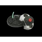 Кнопка двиг-стоп Zeta Kill-Switch Ti-Color, ZE51-1201