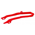 Слайдер цепи Polisport CR125/250 '02-07/CRF250R '0-09/CRF450R '02-08 Красный, 8450000004