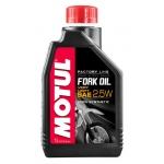 Масло вилочное MOTUL Fork Oil Factory Line very light 2.5W, синтетическое (1л)