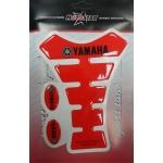 5130 Наклейка на бензобак Yamaha красная