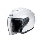 Шлем HJC, i 30 SEMI FLAT PEARL WHITE L