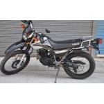 Багажник металлический на Yamaha XT 225 Serow, черный