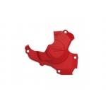 Защита крышки зажигания Polisport Honda CRF450R-RX '17-20 красная, 8462700002
