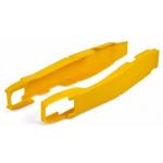 Защита маятника Polisport Suzuki RMZ250 '10-18/RMZ450 '10-17 желтая, 8457100002