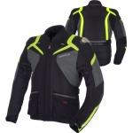Куртка Benkia, HDF-JW25 Black/Grey/Green 3XL