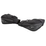 Рукавицы, манжеты (варежки) на руль ZETA Hand Warmer Black/Black, ZE72-8001