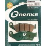 Тормозные колодки G-brake GM-01054S (VD-161, FDB892)