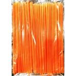 Накладки на спицы 72 шт 24 см, набор, оранжевые