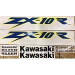 Наклейки комплект KAWASAKI ZX-10R (32)