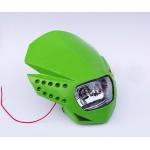 Фара LED VISION HP зеленая