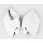 Боковые панели UFO CRF 250X 04-17, белые, HO03647#041