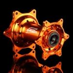 Ступица заднего колеса Z-Wheel Astelight Hub R SX/EXC/TE/FE'08- Orange, W41-51217