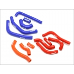 Шланги радиатора DRC Radiator Hose Kit KTM 250SX/XC,300XC '17- Orange, D47-01-999