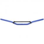 Руль для мотоцикла 7/8 (22.2 мм) Zeta Comp DualSports Medium синий, ZE07-6452