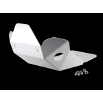 Защита двигателя ZETA ED Skid Plate Yamaha Tricker, XT250X, Serow 250 '04-12, ZE55-2420