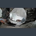 Защита крышки сцепления P-Tech Husaberg TE250/300 10-14, SK005