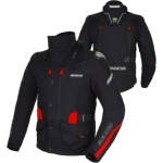 Куртка Benkia, HDF-JD10 Black/Red 2XL