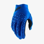 Перчатки 100% Airmatic Glove Blue/Black M, 10012-215-11