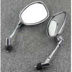 Зеркала для Yamaha V-MAX 1700 2009-2016 хром