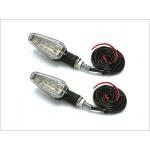 Поворотники DRC 602 LED Flasher 12V Clear 2pcs, D45-60-209