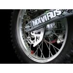 Защита заднего тормозного диска Zeta Honda XR250/BAJA '95-/XLR250, ZE84-0111