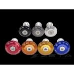 Заглушки в руль ZETA BarEnd Plug 29mm 2pcs Titanium, ZE48-7003