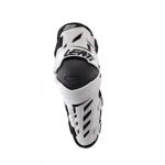 Наколенники LEATT Knee and Shin Guard Dual Axis white/black XXL, 5017010177