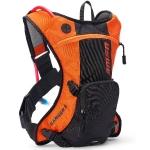 Рюкзак-гидратор USWE RANGER 3 / WITH 2.0L HYDR черно-оранжевый, 2030506