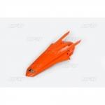 Крыло заднее UFO KTM EXC 17-19, EXC-F 17-19, оранжевое, KT04081#127
