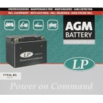 Аккумулятор Landport AGM, YTX4L-BS (DR250S/350S)