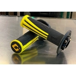 Ручки руля (грипсы) ODI V2 Lock-On EMIG PRO Black/Yellow, H36EPBY
