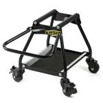 Подставка под мотоцикл UNIT MX Dolly Stand w/Handle Black, UN-A2132