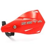 Защита рук на мотоцикл ZETA Stingray Handguard CR-Red, ZE74-2105