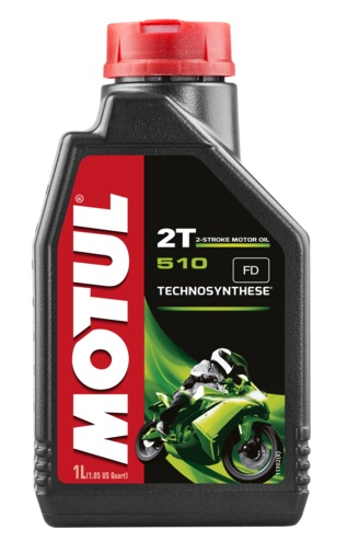 Моторное масло MOTUL 2T 510 Technosynthese (1л)