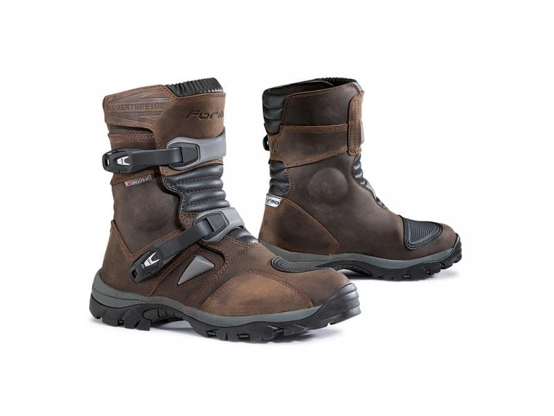 Мотоботы FORMA, ADVENTURE LOW BROWN 44