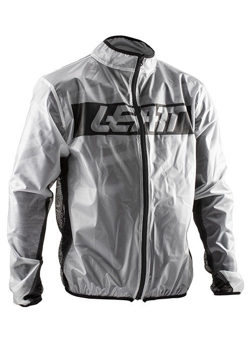 Дождевик Leatt Racecover Jacket Translucent L, 5020001012