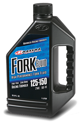 Масло для вилки Maxima Fork Fluid Racing 7wt. 1 л.