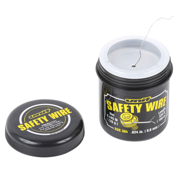 Проволока UNIT Safety Wire SUS304 1 метр, UN-N1100